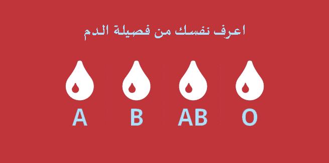 كيف تعرف غذائك الأنسب من فصيلة دمك