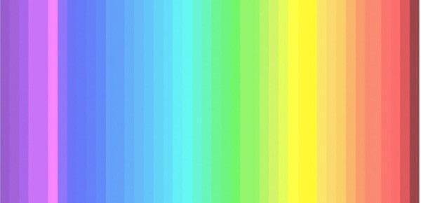 اختبار Derval لرؤية الألوان