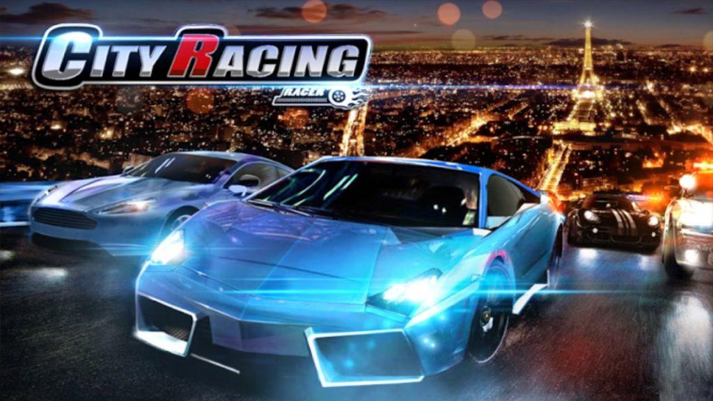 تحميل City Racing العاب سباق السيارات